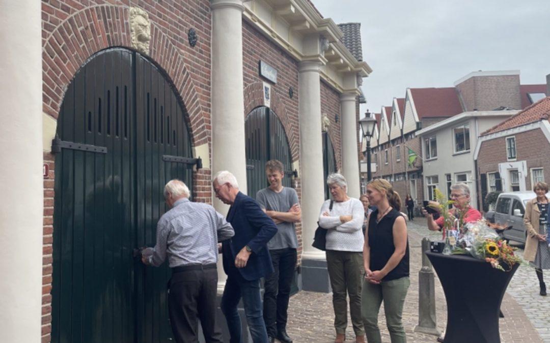 Opening De Maakplaats 't Spuythuis in Borculo